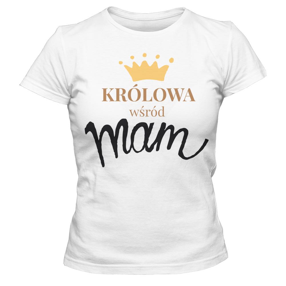 668bb3327c2c74 Koszulka damska DZIEŃ MATKI 16 - T-shirt Gallery