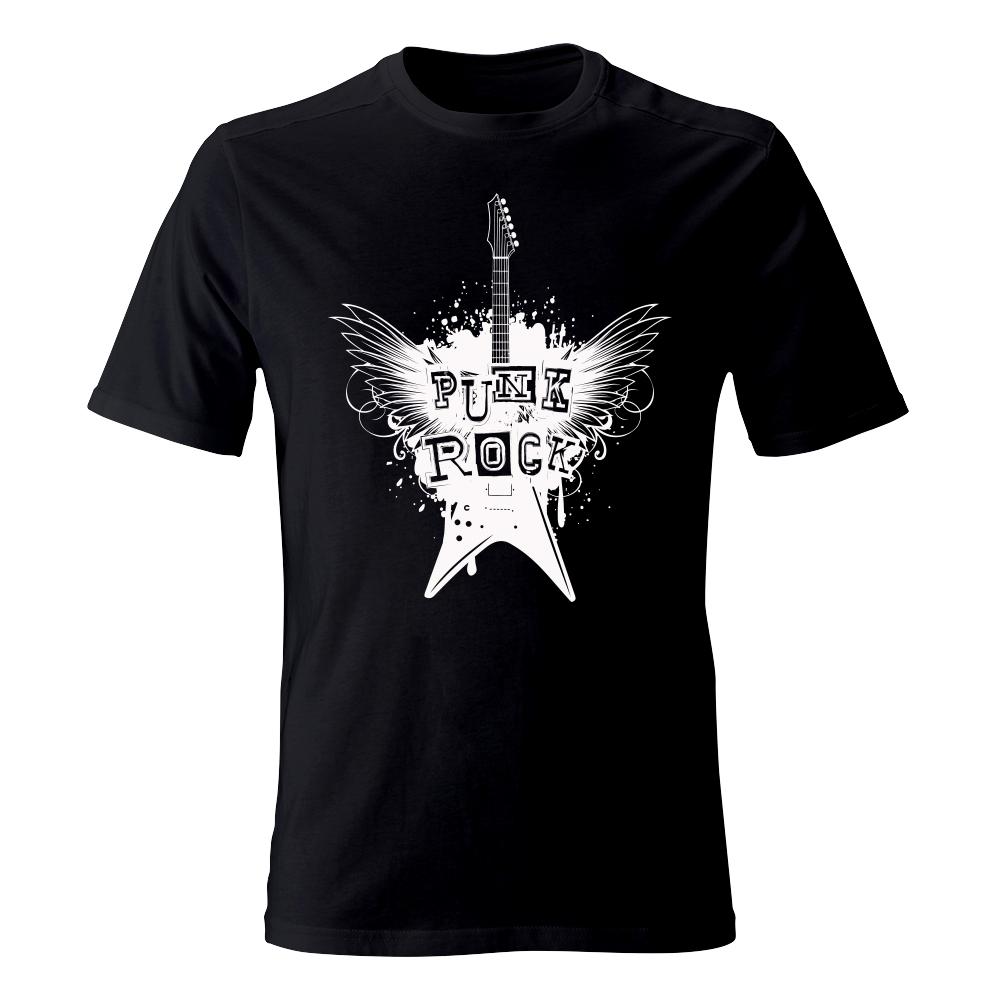 Koszulka męska PUNK ROCK