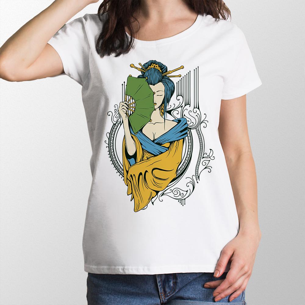 Z czym nosić damską koszulkę z nadrukiem? | Blog T shirt  SWVQo